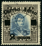 Oblitéré N° 1/5, La Série O'Higgins, TB - Stamps