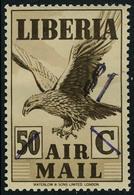 Neuf Avec Charnière N° 45B Et 46, Les 2 Valeurs Albatros + Aigle T.B. - Stamps