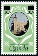 Neuf Sans Charnière N° 258a, Mariage Royal, 10s Sur 5s, Caractères Droits, Non émis, T.B. - Stamps