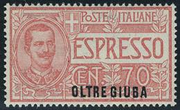 Neuf Sans Charnière N° 1/2 Les 2 Valeurs T.B. Sassone 300 € - Stamps