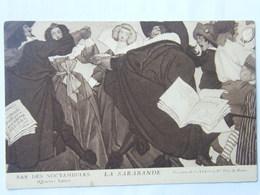 CPA Bar Des Noctambules Illustrateur La Sarabande Peinture De G Leroux - Altre Illustrazioni