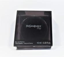 Miniatures De Parfum BOITE VIDE  MINIATURE NU 10 ML  EDP SPRAY  De YVES SAINT LAURENT - Miniaturen Flesjes Dame (met Doos)