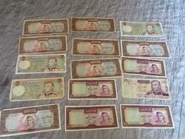 37 IRAN BANK NOTE - 1 QATAR BANK NOTE - 1 BANK NOTE ? - Iran