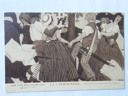 CPA Bar Des Noctambules Illustrateur La Carmagnole Peinture De G Leroux - Altre Illustrazioni