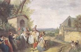 Pro Juventute, Adam - W. Toepffer ( 1766 - 1847 )  Der Strassenhändler N°. 71, Mi: 149 - Lettres & Documents