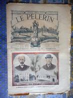 LE PELERIN 17/09/1905 MAROC PARIS MONTMARTRE MILITARIA GRANDES MANOEUVRES EST 94 EME LIGNE CAUCASE BAKOU PAIX A LEMOT - Giornali