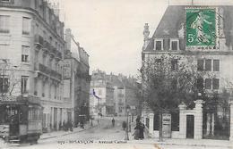 BESANCON - ( 25 ) - Avenue Carnot - Besancon