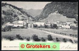 MONTREUX Les Planches Sent 1902 MONTREUX > Constantine /ALGERIE - VD Vaud