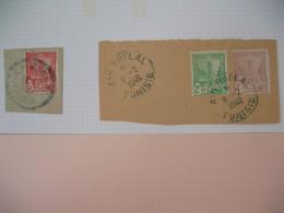 Tunisie Oblitéré, Lot De Timbres, Oblitération choisies De  Ain-Rhelal  Voir Scan - Tunisia (1888-1955)