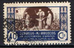 MAROCCO SPAGNOLO -  1946 - Blacksmiths - USATO - Marocco Spagnolo