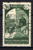 MAROCCO SPAGNOLO -  1933 - Street Scene In Tangier - USATO - Marocco Spagnolo