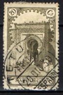 MAROCCO SPAGNOLO -  1928 - Moorish Gateway At Larache - USATO - Marocco Spagnolo