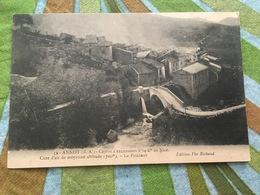 Ancienne Carte Postale Alpes De Haute Provence - Annot - Otros Municipios