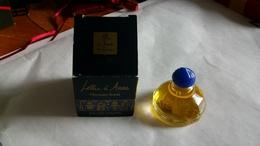 """Miniature De Parfum  Le Monde En PArfum  """" Lettre A Anna  """"   Eau De Toilette - Miniatures Modernes (à Partir De 1961)"""