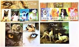 # Grenadines Of St.Vincent 2014**Mi.897-908  Dogs , MNH [14;128] - Dogs