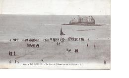 62 LE PORTEL Cpa Le Fort De L'Heurt Vu De La Falaise  115 LL - Le Portel