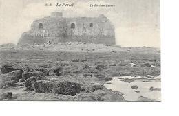 62 LE PORTEL Cpa Le Fort En Ruines S.B - Le Portel