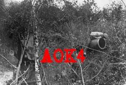 42 Cm Mörser Dicke Bertha Mörser Krupp Artillerie Fussartillerie Canon - Guerre 1914-18