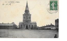 62 LE PORTEL Cpa L'Eglise - Le Portel