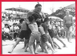 SUMO - TOKYO JAPAN 1965 - Sport