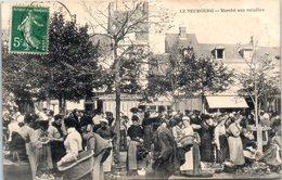 27 - Le NEUBOURG -- Marché Aux Volailles - Le Neubourg