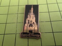416a Pin's Pins / Beau Et Rare : THEME : DISNEY / EURO DISNEY CHATEAU BELLE AU BOIS DORMANT Par ARTHUS BERTRAND - Disney