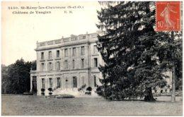 78 Vallée De Chevreuse - Chateau De Vaugien - France