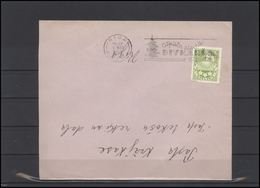 LATVIA Brief Cover Postal History LV Sen 010 RIGA Slogan Machine Cancellation - Lettonie