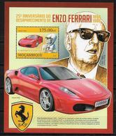 MOZAMBIQUE  BF  690 * *   ( Cote 16e ) Enzo Ferrari - Voitures