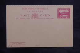 SAINTE HÉLÈNE - Entier Postal Non Circulé - L 36168 - St. Helena
