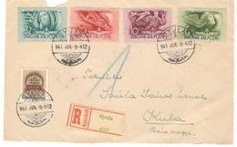 1941 Hungary - Usati