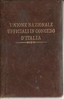 """4816"""" UNIONE NAZIONALE UFFICIALI IN CONGEDO D'ITALIA - 1983 """"   ORIGINALE - Documenti"""
