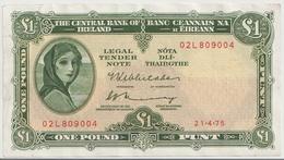 IRELAND P.  64c 1 P 1975 XF - Ierland