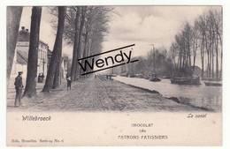Willebroek (le Canal) Uitg. Nels Serie 94 N° 6 - Willebroek