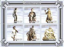 Mozambico 2001, BF Michelangelo - Mozambico