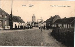 1 Postkaart Kessel  Dorp Village C1911  Uirg. We Vanden Bergh - Nijlen