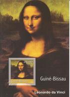 Guinea Bissau 2001, BF Leonardo Da Vinci - Guinea-Bissau