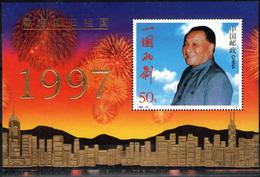 China Nº 89. Año 1997 - Blocks & Sheetlets