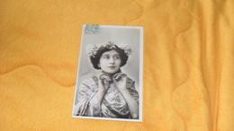 CARTE POSTALE ANCIENNE CIRCULEE DE 1906.../ PORTRAIT DE FEMME PAR A. MANUEL..1415..CACHET + TIMBRE - Women