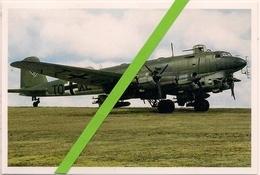 1942/43 * LUFTWAFFE  *   UN  QUADRIMOTEUR  FOCKE-WULF 200 - 1939-1945: 2ème Guerre