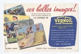 BUVARD -VERNOIL LAITERIES VERNOIL BRION      --- Z900 - Produits Laitiers