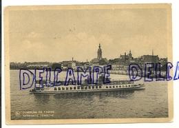 Commune De Tamise. Excursions Sur L'Escaut Par Steamer WILFORD Entre Tamise Et Anvers. 1935 - Temse