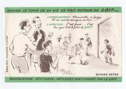 BUVARD -  LAIT   --- Z900 - Produits Laitiers