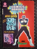 Comics Parade N°1: Sun Devils-Le Vigilant-New Gods/ DC-Arédit - Non Classés