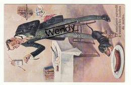 Teckel - Dachshund - Basset - Illustratie Zonder Handtekening - Chiens
