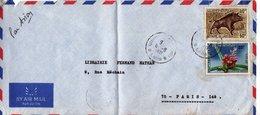 LAOS - Belle Enveloppe - 1971 - Laos