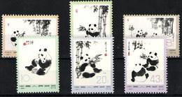 China Nº 1869/74. Año 1973 - 1949 - ... People's Republic