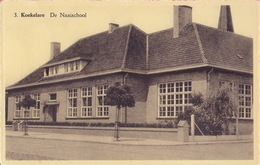 KOEKELARE:1958: De Naaischool. Nieuwe Postkaart / Carte Neuve / New Postcard. - Koekelare