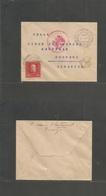 Albania. 1917 (6 Nov) Durazzo - Santeri. Military Mail. Fkd Env. VF. - Albania