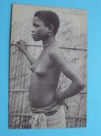 Type LULA Des Environs De MADIMBA ( J.I.P ) Nude / Naakt / Naked Woman > Anno 19?? ( Voir / Zie Photo ) - Congo Français - Autres